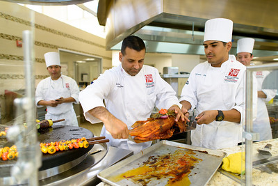 1699_d800b_Stanford_University_Nine_Chefs_in_New_Dining_Building