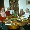 Christmas dinner 1991