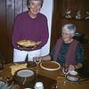 Christmas dinner 1999