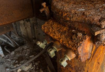 Rust Never Sleeps  Mess Hall, Fort McDowell