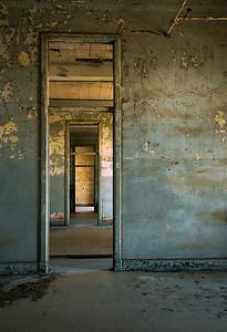 Retreating Doors  Fort McDowell