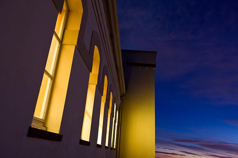 Night Light<br /> <br /> James Lick Observatory, Mt. Hamilton