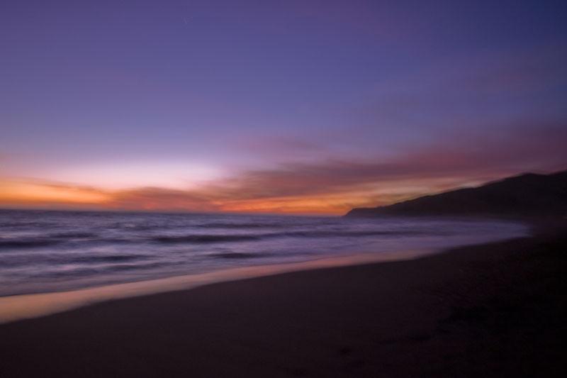 Rodeo Beach Dreams<br /> Golden Gate National Recreational Area, San Francisco, CA