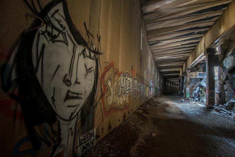 Tunnel Sketch