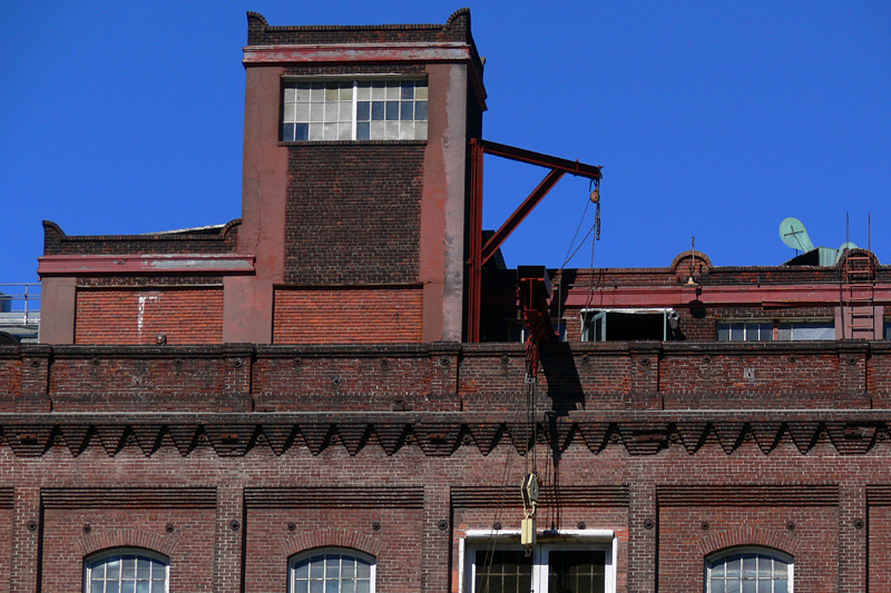 C&H Sugar Plant<br /> <br /> It's an amazing looking place.  Still looks like it's from the Industrial Revolution.