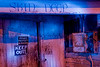 Beauty is Skin Deep<br /> <br /> Laine's Grocery Store, Alviso, CA<br /> Light painted with blue gel'd spotlight.