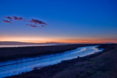 Newark Slough, San Francisco Bay National Wildlife Refuge, Fremont, CA