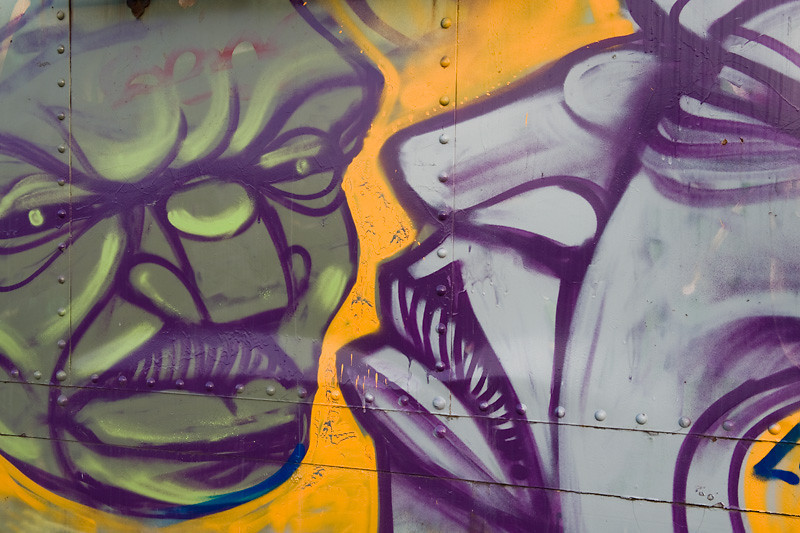 Railway Graffiti