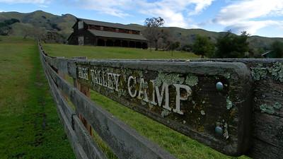 High Valley Camp, Sunol Regional Park