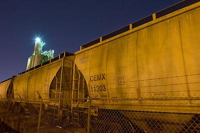 Cemex Plant, Redwood City, CA