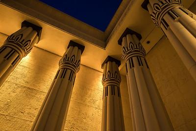 Rosicrucian Columns