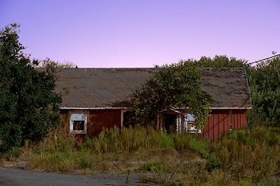 Abandoned Farm House, Fremont, CA