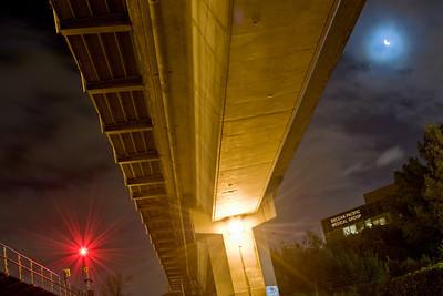BART Lights  Fremont, CA