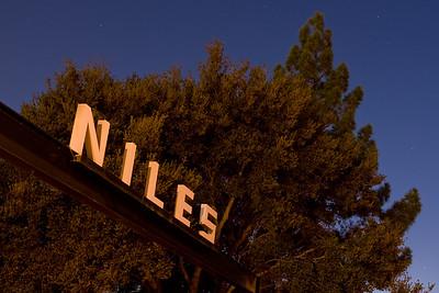 Gateway to Niles, Fremont, CA