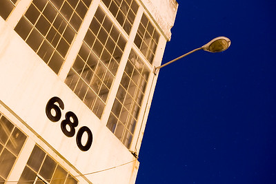 Building 680  Mare Island - Nocturnes Workshop