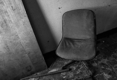 Abandoned Chair