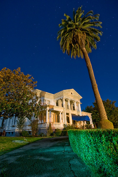Mare Island Mansions - Officers Row<br /> Mare Island Nocturnes Workshop