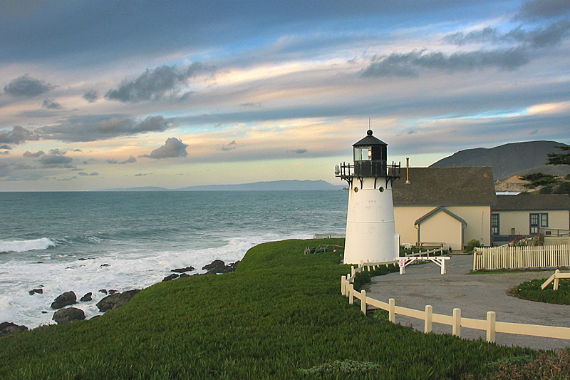 Point Montara Lighthouse, Montara, CA