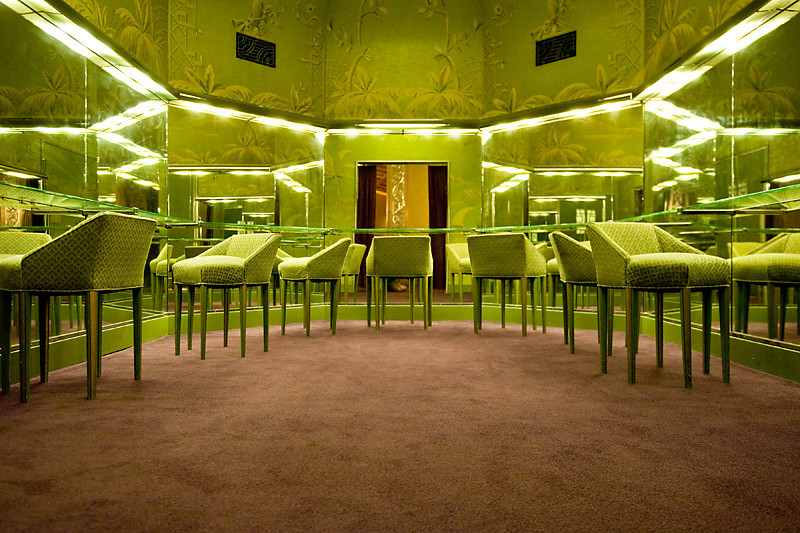 Powder Room<br /> <br /> Mezzanine Women's Lounge.