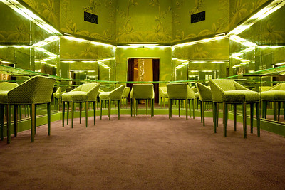Powder Room  Mezzanine Women's Lounge.
