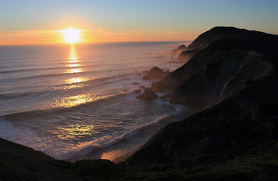 Point Reyes and the Northern California Coast