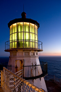 Night Light  Point Reyes National Seashore sponsors a night tour of the lighthouse on the first and third saturdays of the month.