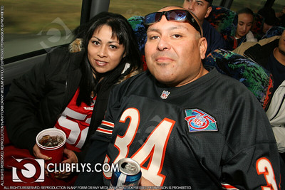 2009-11-12 [Chicago Bears @ San Francisco 49ers, Central Valley Party Bus, San Francisco, CA]