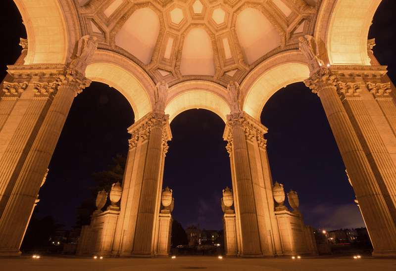 Palace Gates<br /> <br /> Palace of Fine Arts
