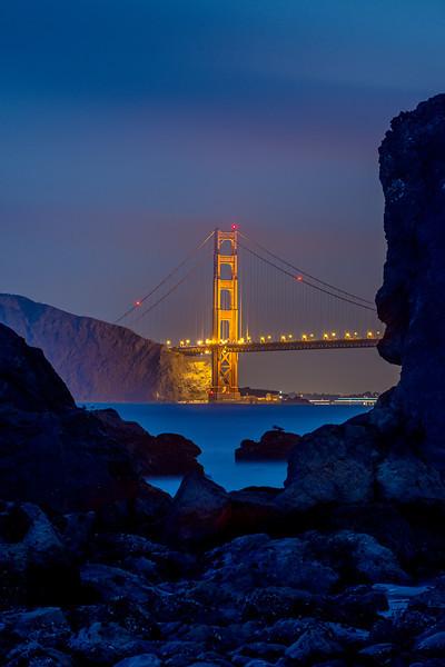Golden Gate Mile