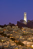 Lillie's Gift<br /> <br /> Coit Tower, Telegraph Hill