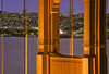 Golden Tower<br /> <br /> North Tower, Golden Gate Bridge, San Francisco, CA