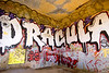 Dracula Graffiti, Marin Headlands, Califormia