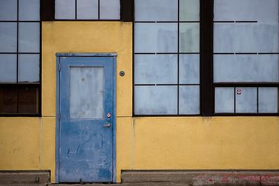 Hangars, Treasure Island, San Francisco, CA