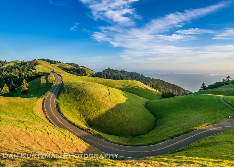 Enchanted Road, Mt. Tamalpais