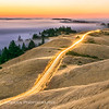 Tam Ridgecrest Light Trails