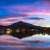 Mt. Tam Reflections at Twilight