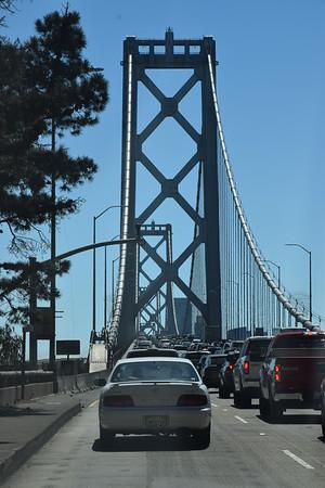 Bay Bridge, Treasure Island, SF