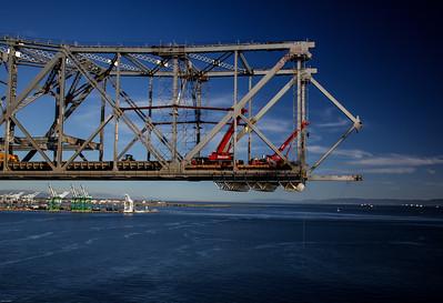 Dismantling the Bay Bridge