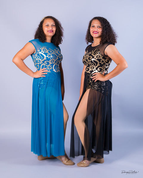 Danielle & Alisha Cade-3