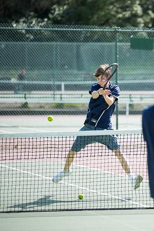 2017 Bay V Boys Tennis