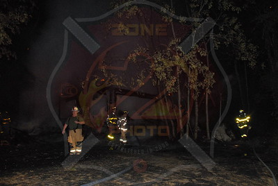 Bay Shore F.D. Multiple Signal 13's 68 Awixa Ave. and Next To 8/8/10