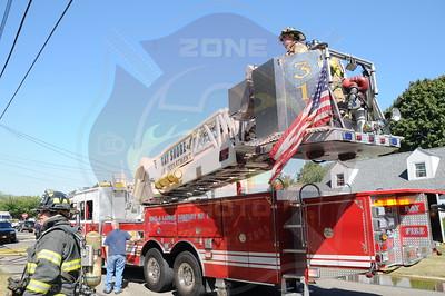 Bay Shore F.D. Signal 13 1068 Carll Dr. 9/19/13
