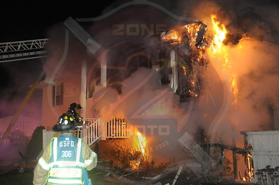 Bay Shore F.D. Signal 13 234 Gunther Ave. 1/19/15