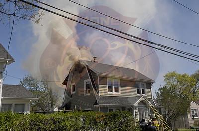 Bay Shore F.D. Signal 13 29 Redmond Ave. 4/14/10