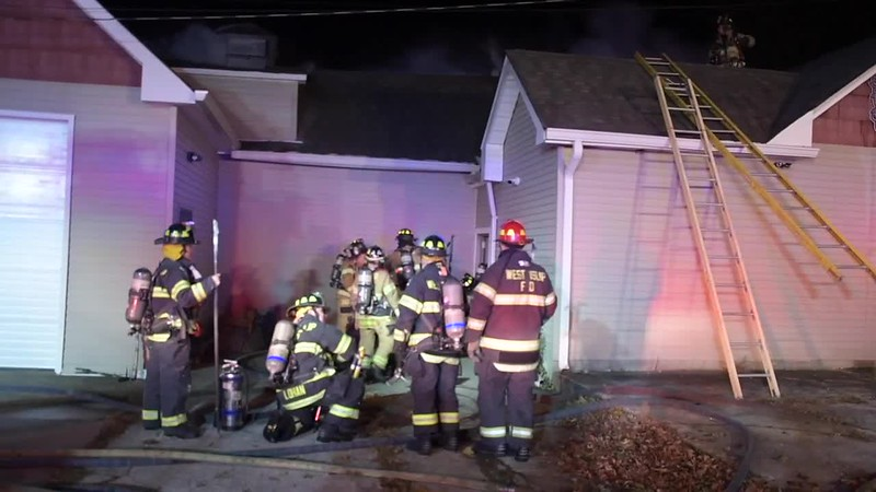 Bay Shore Building Fire- Paul Mazza