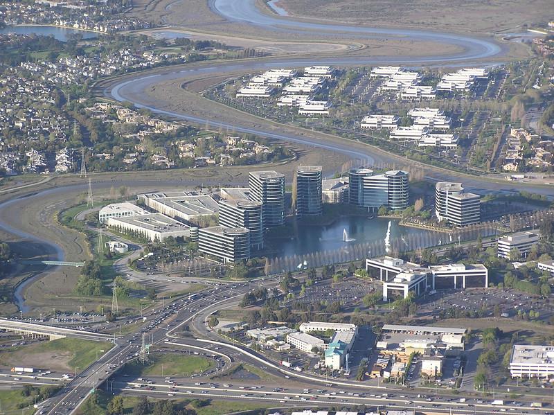 Oracle headquarters, Redwood Shores