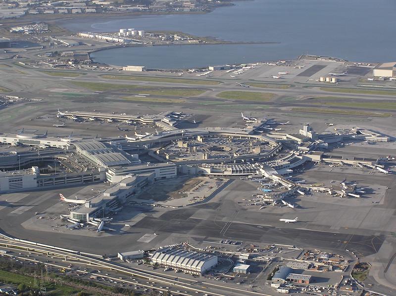 San Francisco terminal complex