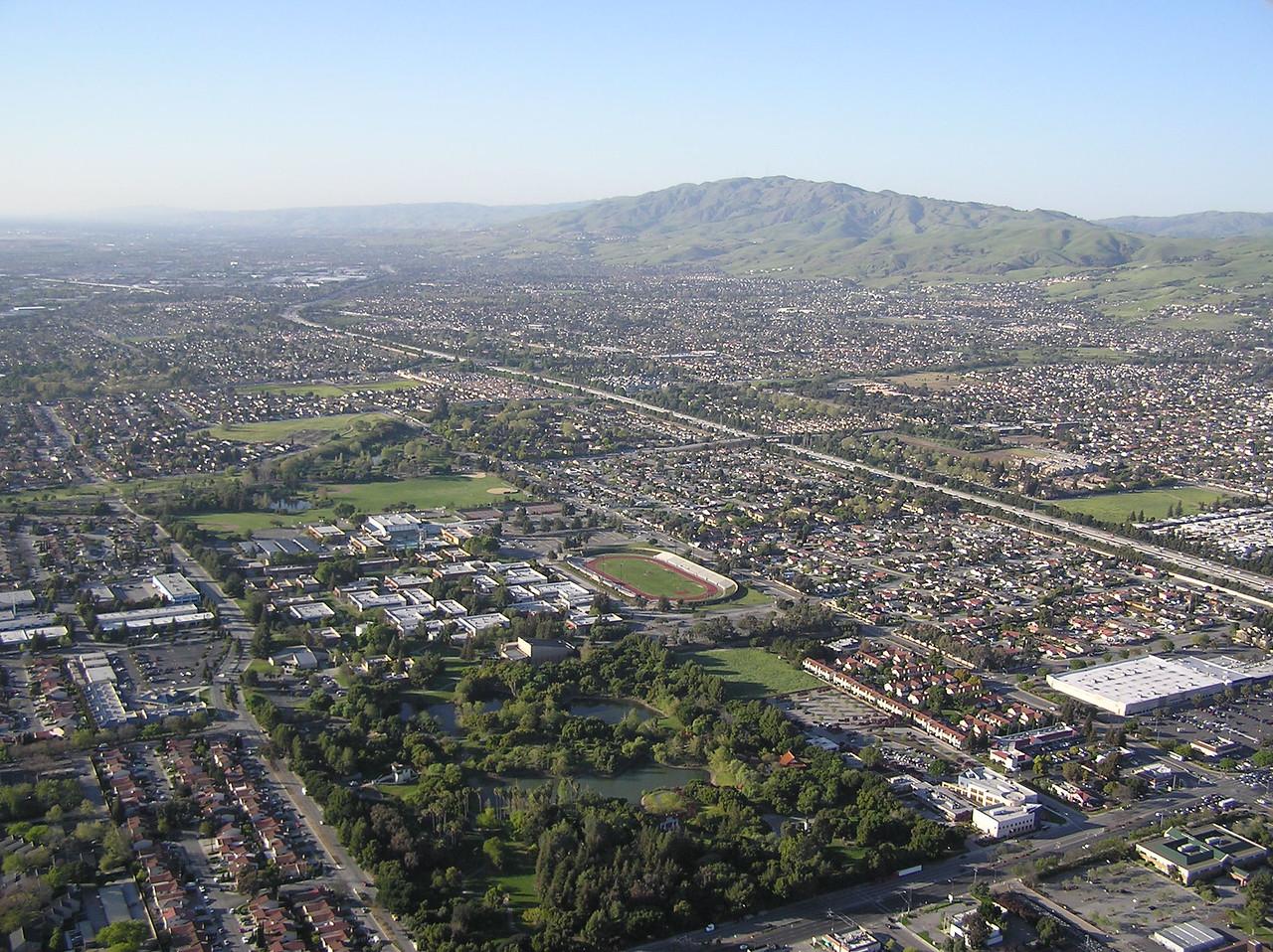 North San Jose, Mission Peak