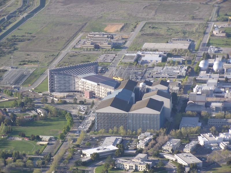 Wind tunnel at NASA Ames