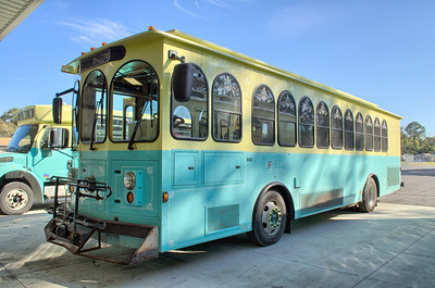 Bay Town Trolley